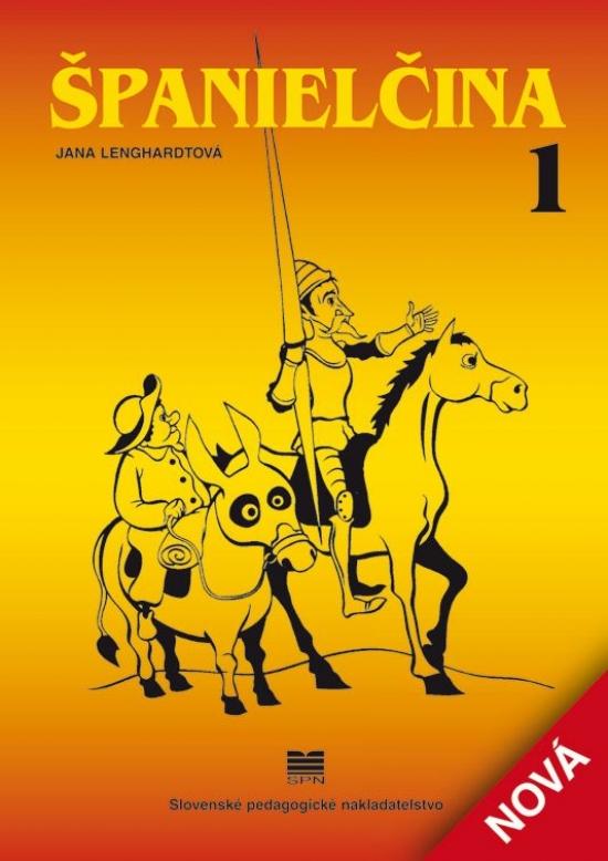 Španielčina 1, 2 - 8.vydanie