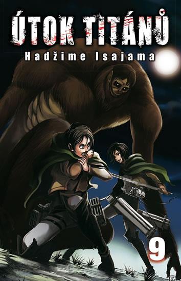 Útok titánů 9