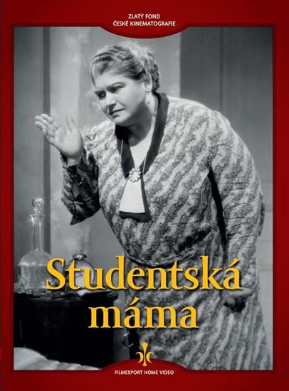 Studentská máma - DVD (digipack)
