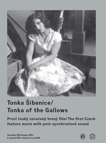 Tonka Šibenice - DVD (digipack)