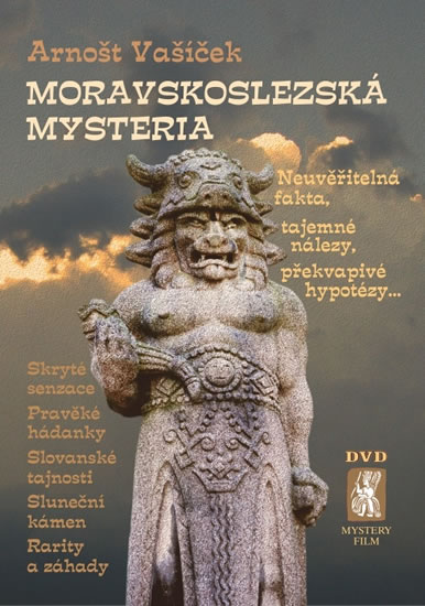 Moravskoslezská mysteria - DVD - Arnošt Vašíček