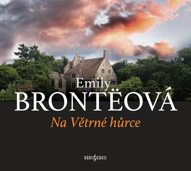 Na Větrné hůrce - CDmp3 - Emily Brontëová