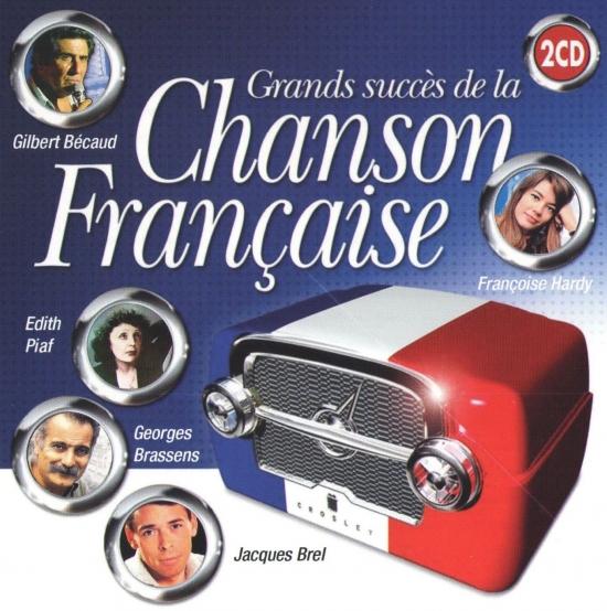 Grands succés de la Chanson Française - 2CD