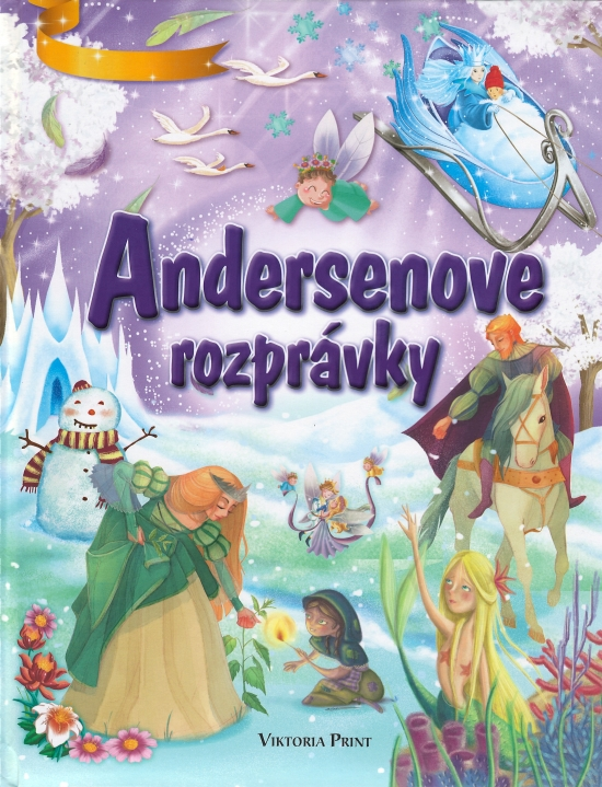 Andersenove rozprávky - Hans Christian Andersen
