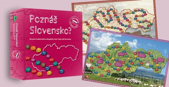 Poznáš Slovensko? (nov.vydanie) - Juraj Kucharík, Daniel Kollár