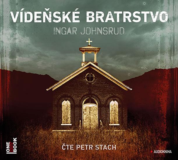 Vídeňské bratrstvo - CDmp3 (Čte Petr Stach) - Ingar Johnsrud