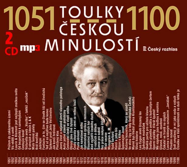 Toulky českou minulostí 1051-1100 - 2 CD/mp3