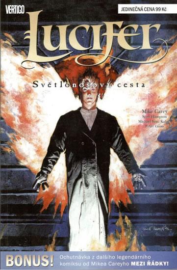 Lucifer - Světlonošova cesta - Mike Carey