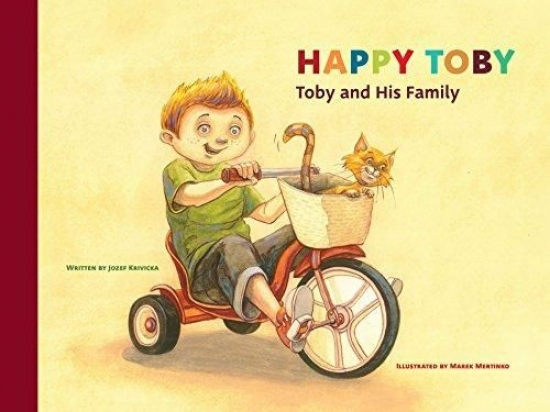 HAPPY TOBY Toby and His Family - Jozef Krivicka