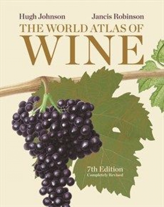 The World Atlas of Wine - Jancis, Hugh Johnson, Robinsonová