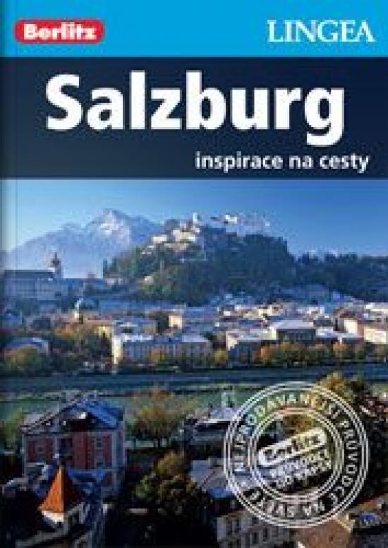 LINGEA CZ-Salzburg-inspirace na cesty-2. vydání