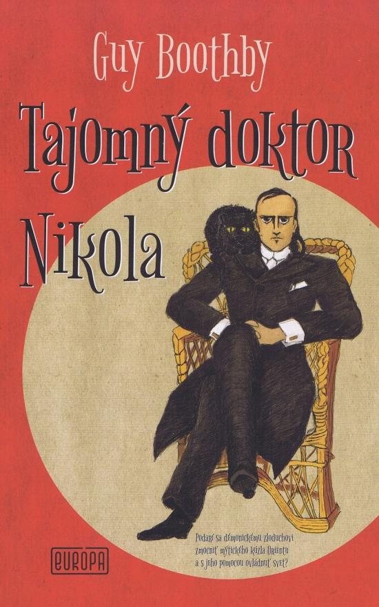 Tajomný doktor Nikola - Guy Boothby