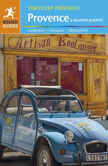 Provence - Turistický průvodce - 3.vydání - a kolektiv Walker Neville