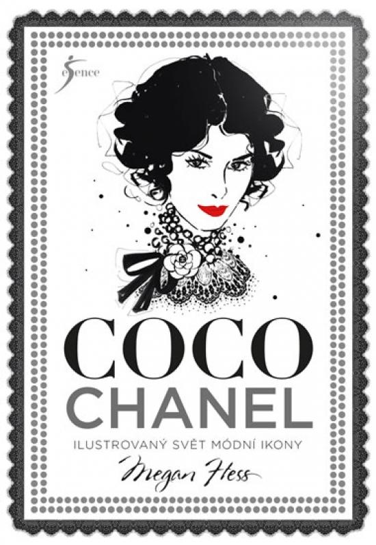 Coco Chanel – ilustr. svět módní ikony