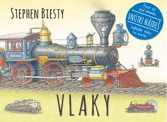 Vlaky - Stephen Biesty