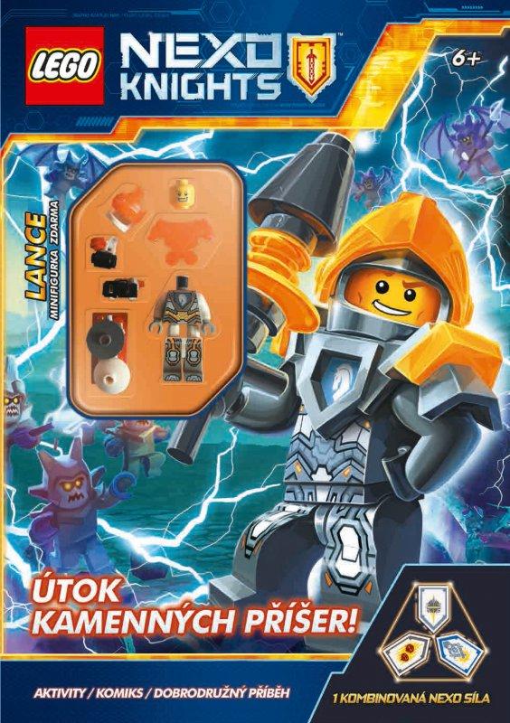 LEGO® NEXO KNIGHTS™ Útok kamenných příšer!
