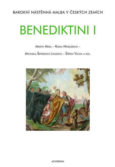 Benediktini - Barokní nástěnná malba v českých zemích