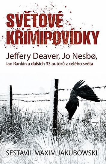 Světové krimipovídky - 2.vydání - Jeffery Deaver, Jo Nesbo, Ian Rankin