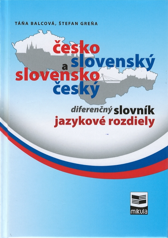 Česko-slovenský a slovensko-český diferenčný slovník