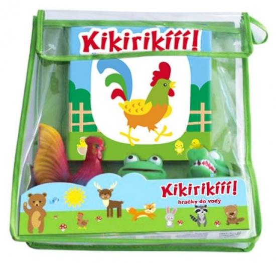 Hračky do vody: Kikirikííí!