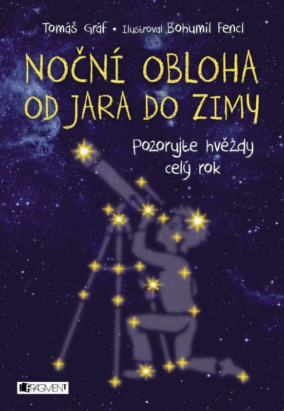 Noční obloha od jara do zimy - Tomáš Gráf