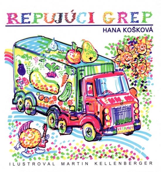 Repujúci grep - Hana Košková