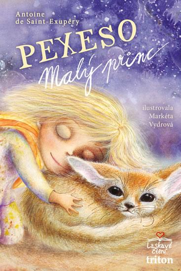 Malý princ + pexeso - Antoine de Saint-Exupéry