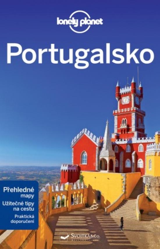 Portugalsko- Lonely Planet
