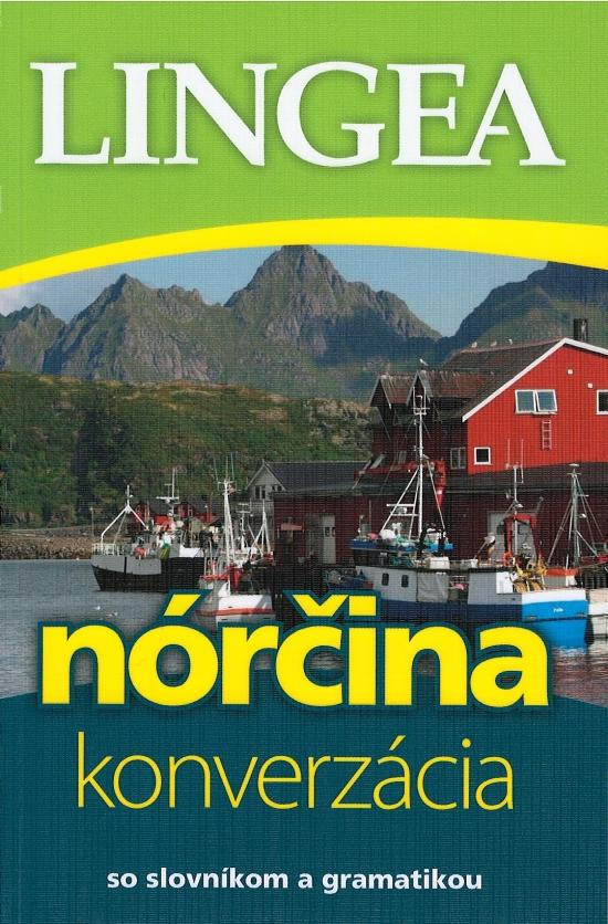Nórčina-konverzácia so slovníkom a gramatikou-3. vydanie