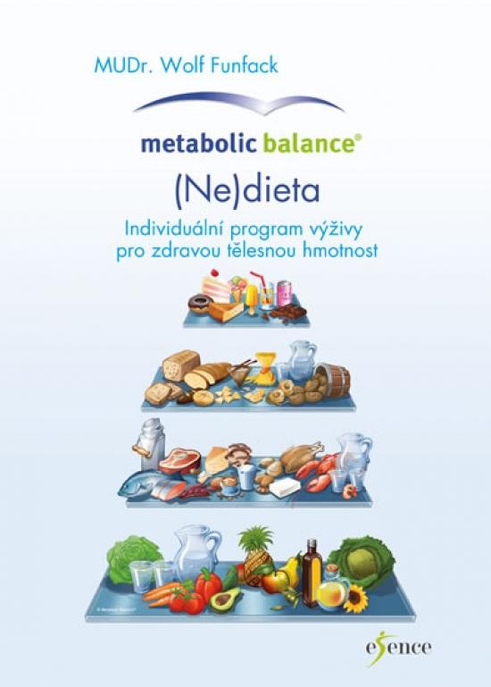 Metabolic Balance®: Kuchařka - Wolf Funfack, Margit Riederová