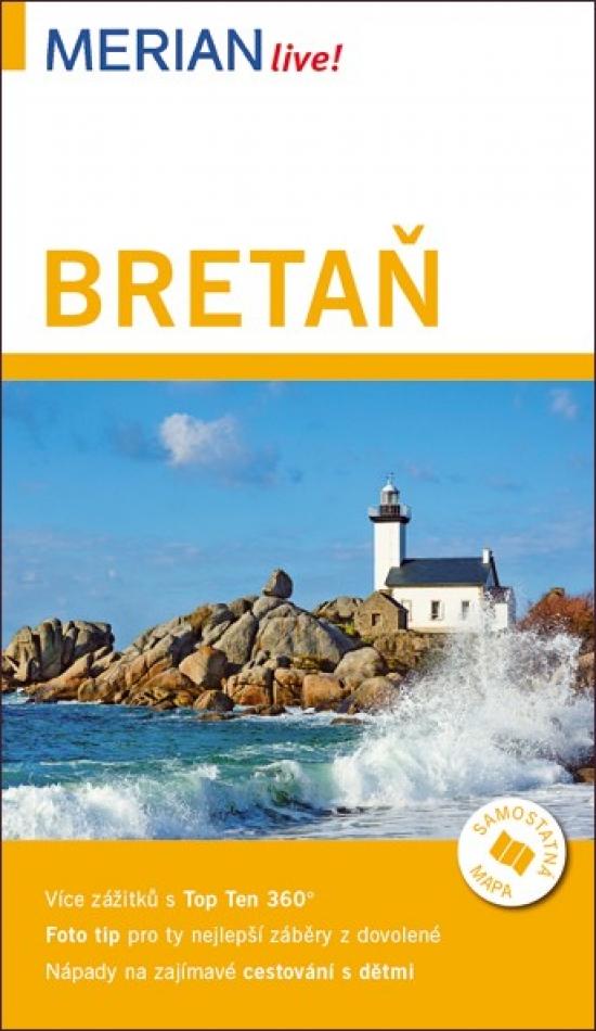 Bretaň – 4. aktualizované vydání - Dirk Schröder