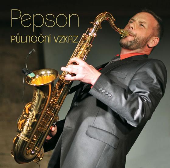 """Půlnoční vzkaz - CD - Josef Snětivý """"Pepson"""""""