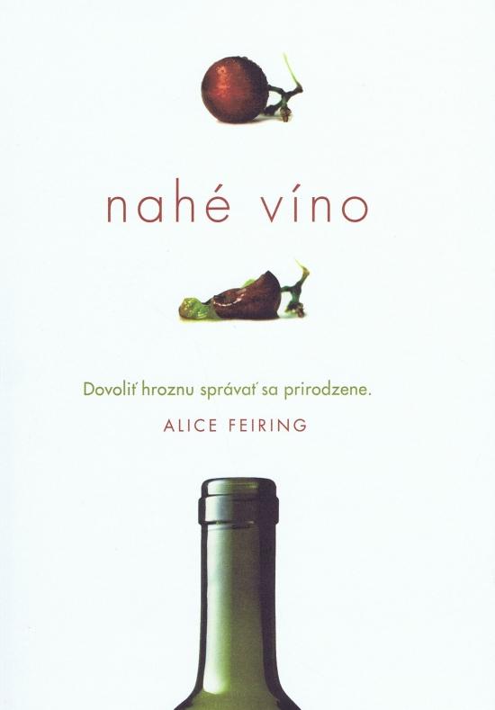 Nahé víno - Alice Feiring
