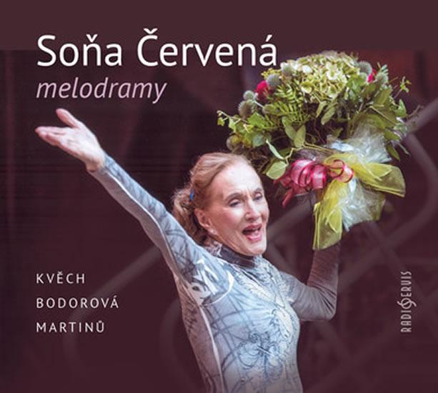 Soňa Červená recituje melodramy - CD - Soňa Červená