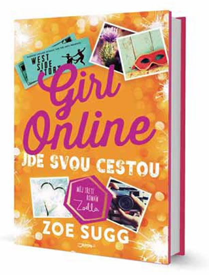 Girl Online 3 - Jde svou cestou - Zoe Sugg