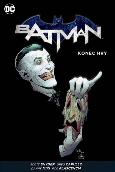 Batman - Konec hry brož.