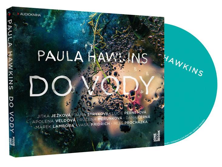Do vody - CDmp3 - Paula Hawkinsová