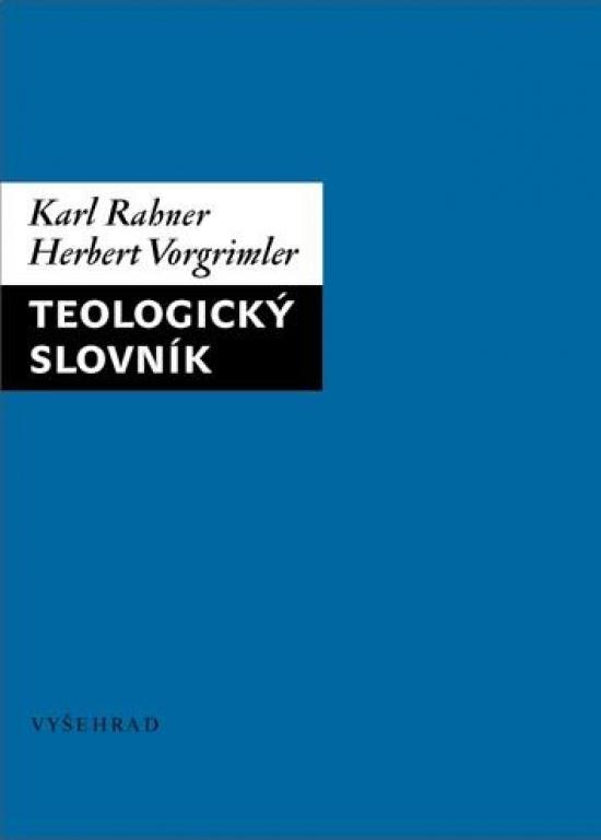 Teologický slovník - Karl Rahner, Herbert Vorgrimler