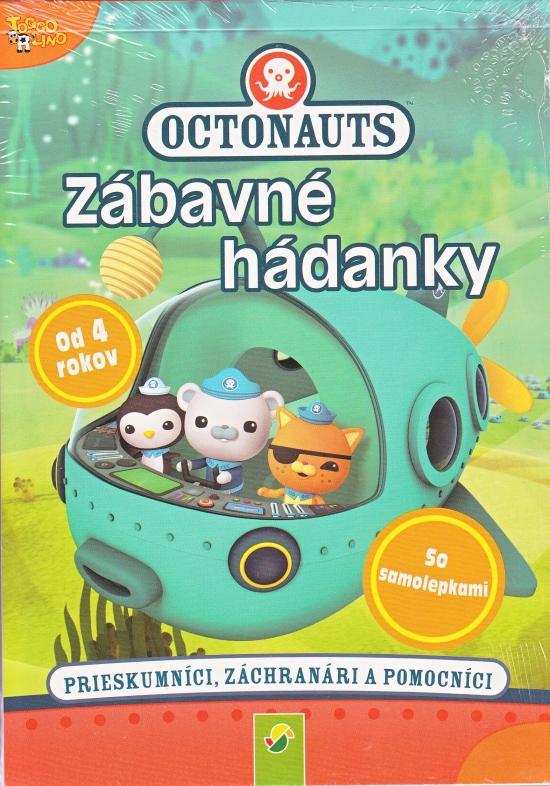 Zábavné hádanky - Octonauts