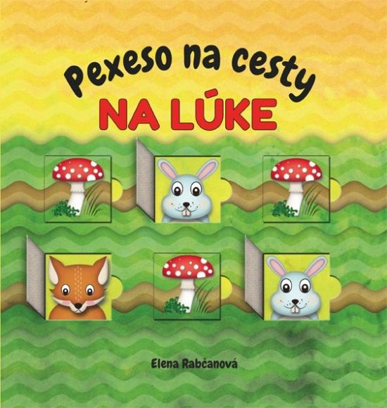 Pexeso na cesty: NA LÚKE - Elena Rabčanová