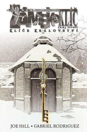 Zámek a klíč 4 - Klíče království - 2.vydání - Joe Hill, Gabriel Rodriguez