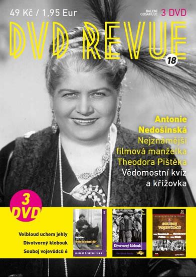 DVD Revue 18 - 3 DVD