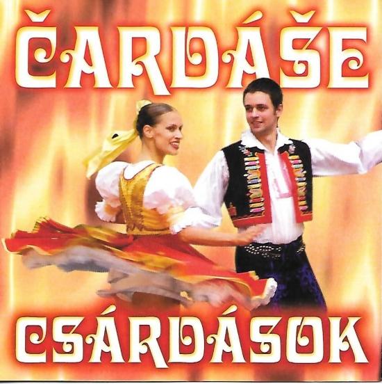 CD - Ľudové cigánske čardáše - Csárdások / Čardáše