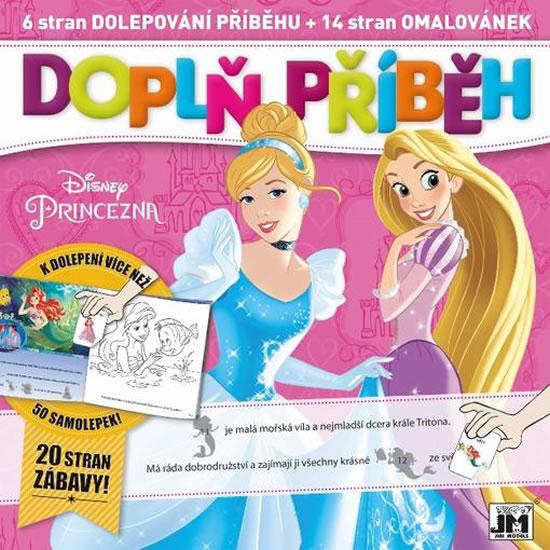 Princezny - Doplň příběh - Walt Disney
