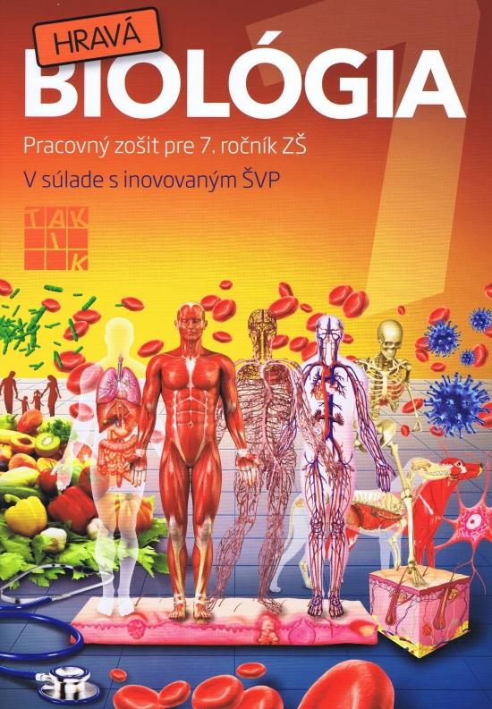 Hravá biológia 7 PZ ( 2.vyd.)