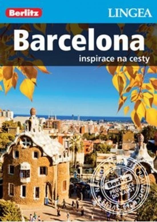 LINGEA CZ - Barcelona - inspirace na cesty-2. vydání
