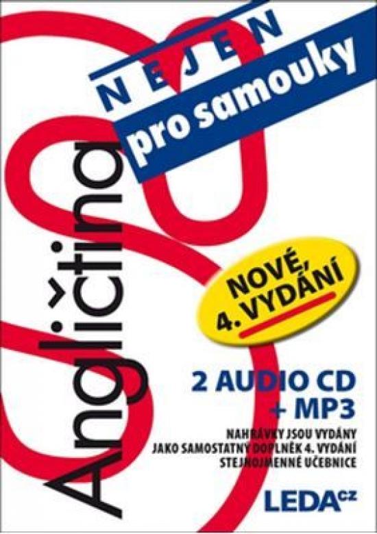 Angličtina (nejen) pro samouky - 2 CDmp3 - 2.vydání