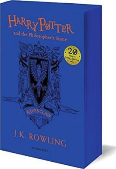 Harry Potter and the Philosopher´s Stone - Ravenclaw Edition - Joanne K. Rowlingová