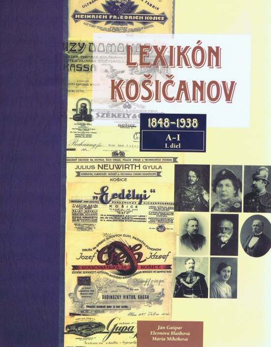 Lexikón Košičanov 1848-1938