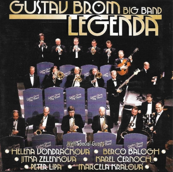 Gustav Brom Big Bend Legenda